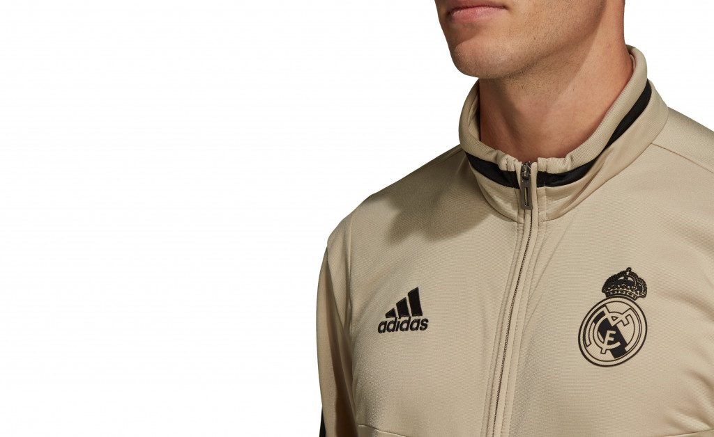 adidas CHÁNDAL REAL MADRID POLYESTER SUIT 19/20 IMAGE 8