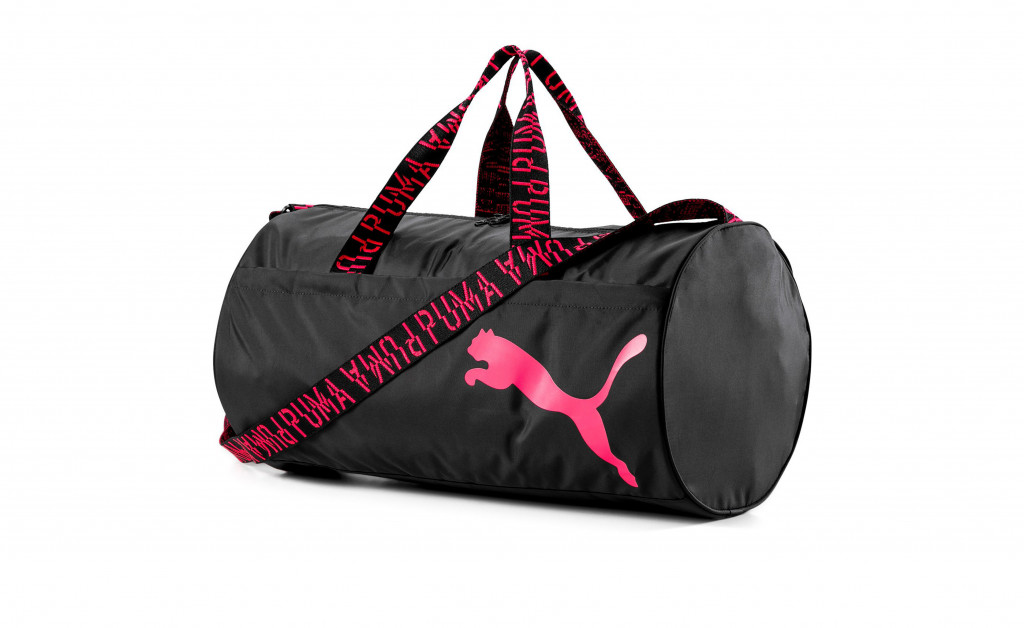 PUMA ESSENTIALS BARREL BAG IMAGE 1