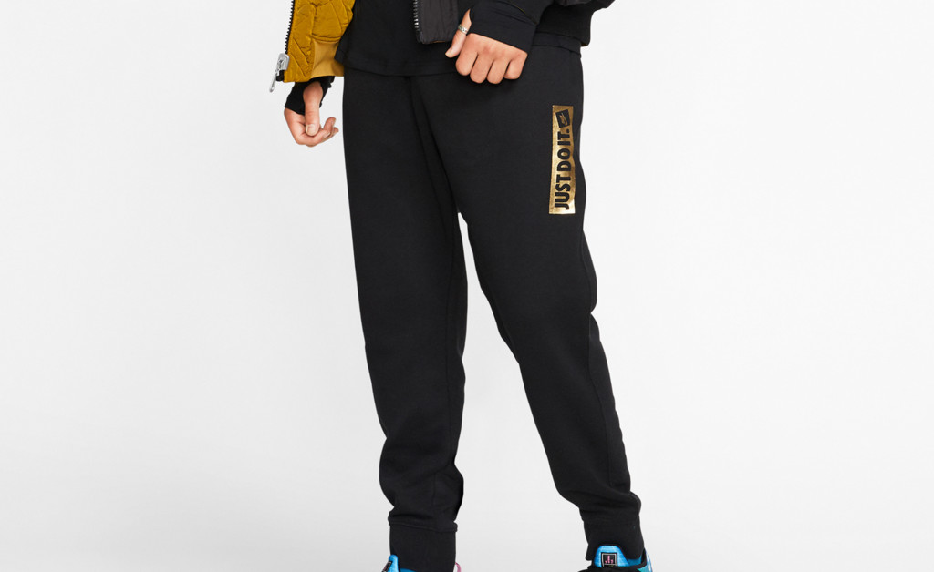 NIKE SPORTSWEAR JUST DO IT JOGGER IMAGE 5