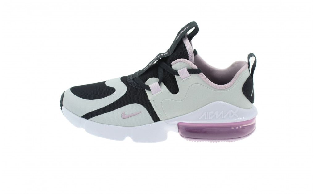 NIKE AIR MAX INFINITY JUNIOR IMAGE 7