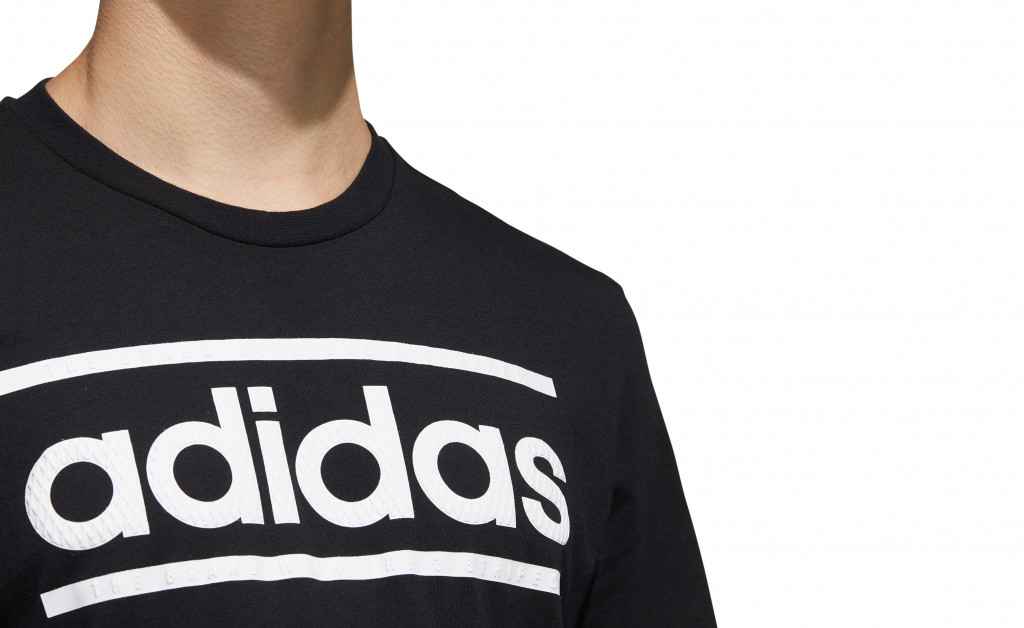 adidas LINEAR LOGO GRAPHIC IMAGE 9