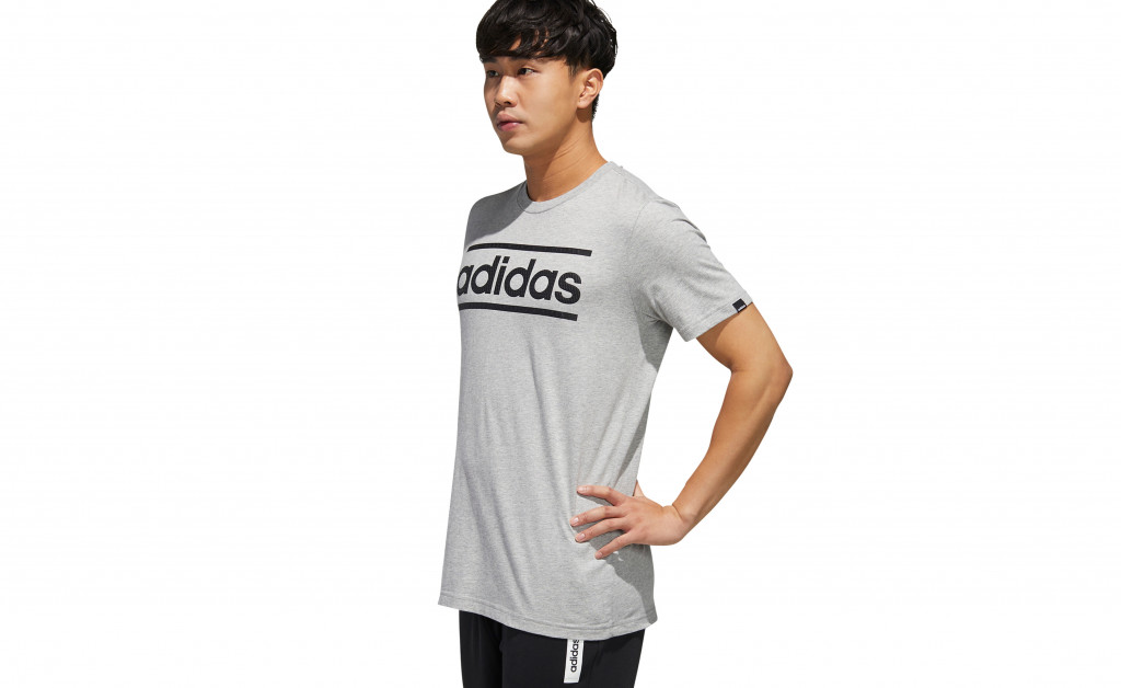 adidas LINEAR LOGO GRAPHIC IMAGE 4
