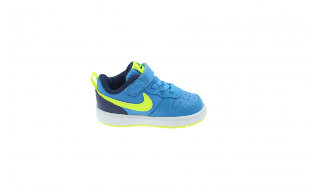 NIKE COURT BOROUGH LOW 2 BEBÉ IMAGE 3
