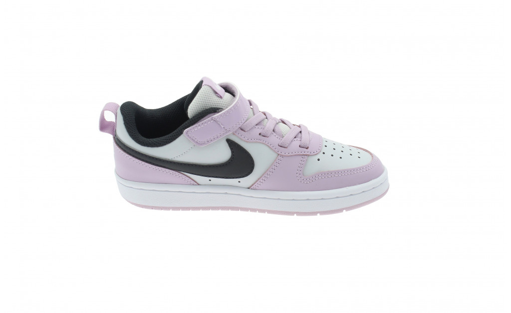 NIKE COURT BOROUGH LOW 2 KIDS IMAGE 3