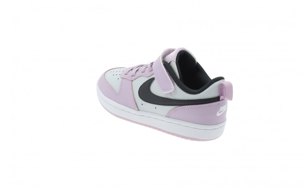 NIKE COURT BOROUGH LOW 2 KIDS IMAGE 6