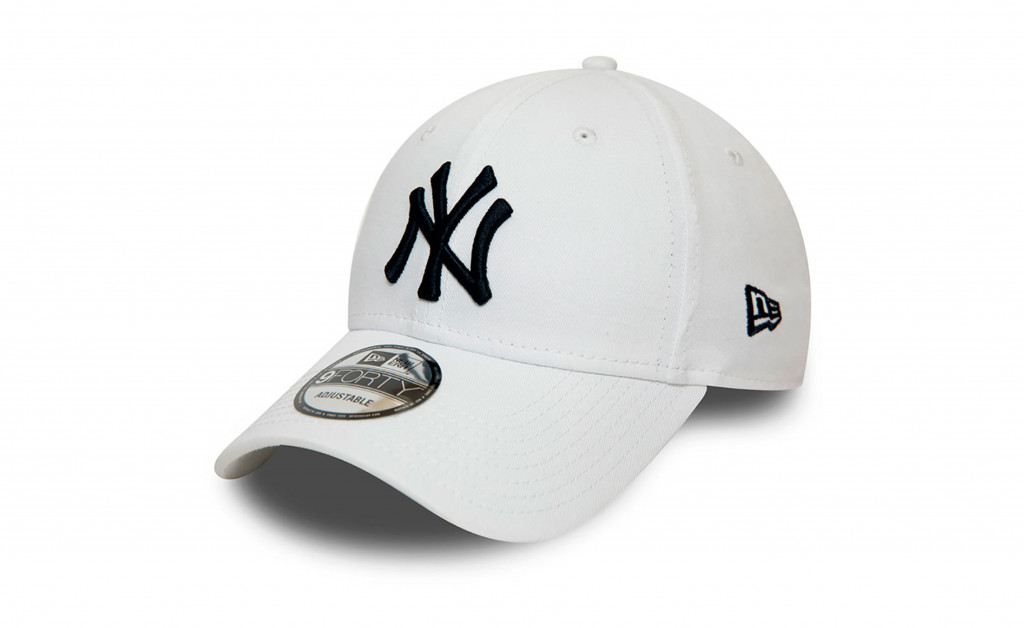 NEW ERA 9FORTY LEAGUE BASIC YANKEES IMAGE 1