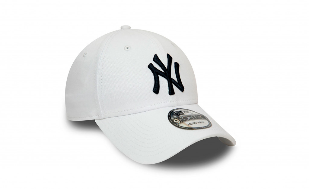 NEW ERA 9FORTY LEAGUE BASIC YANKEES IMAGE 4