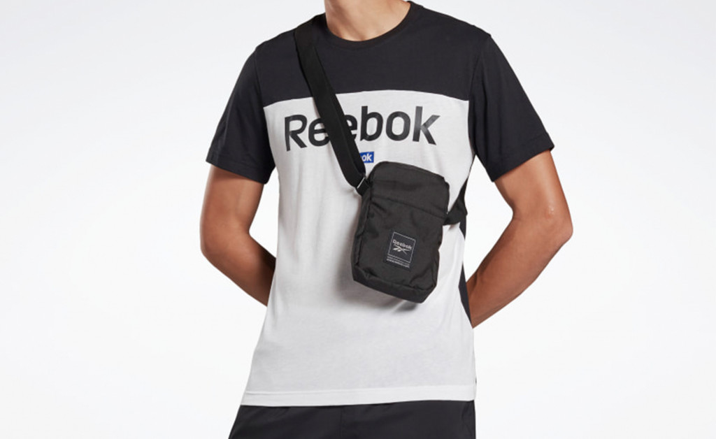 REEBOK WORK OUT READY CITY BAG IMAGE 3