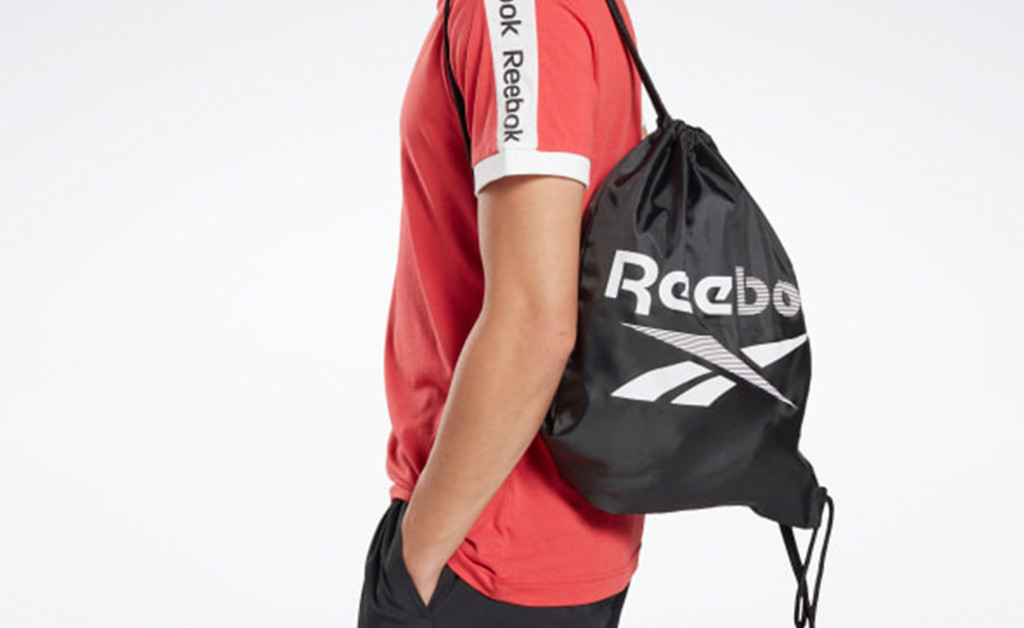REEBOK TRAINING ESSENTIALS GYMSACK IMAGE 3