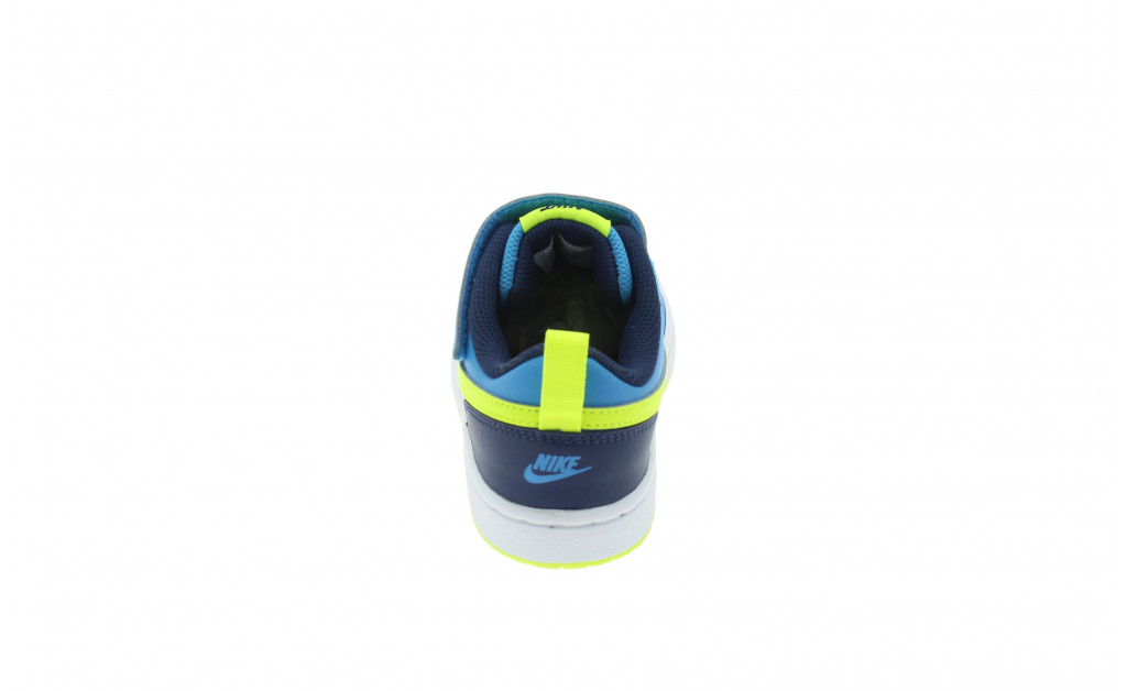 NIKE COURT BOROUGH LOW 2 KIDS IMAGE 2