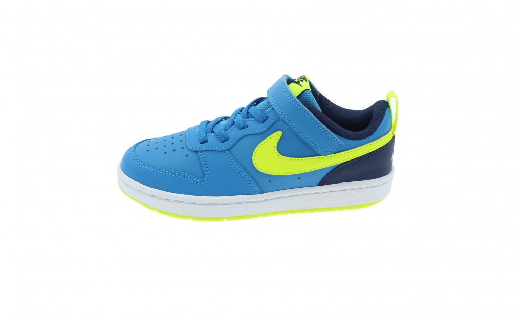 NIKE COURT BOROUGH LOW 2 KIDS IMAGE 5