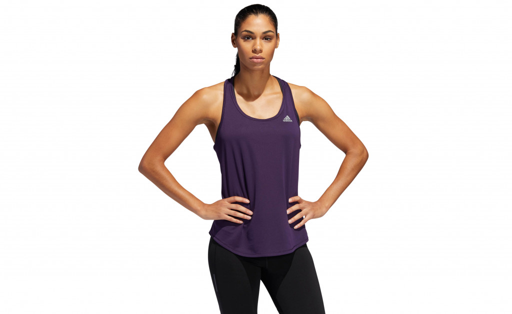 adidas RUN IT TANK WOMEN IMAGE 3