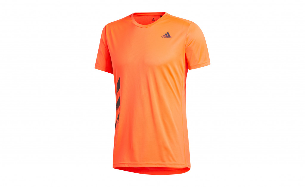 adidas RUN IT TEE PB 3 STRIPES MEN IMAGE 1
