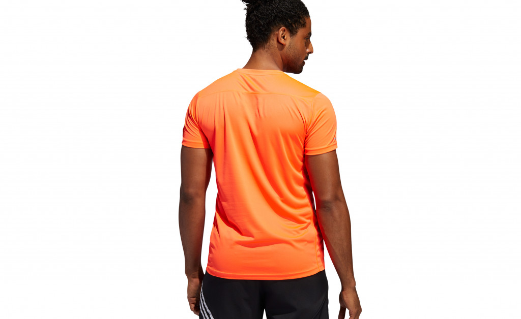 adidas RUN IT TEE PB 3 STRIPES MEN IMAGE 7