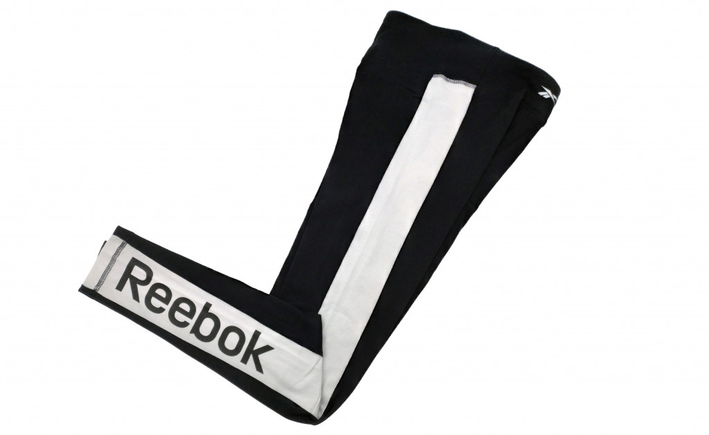 REEBOK TRAINING ESSENTIAL LINEAR LOGO LEGGING IMAGE 1