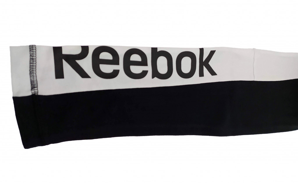 REEBOK TRAINING ESSENTIAL LINEAR LOGO LEGGING IMAGE 4