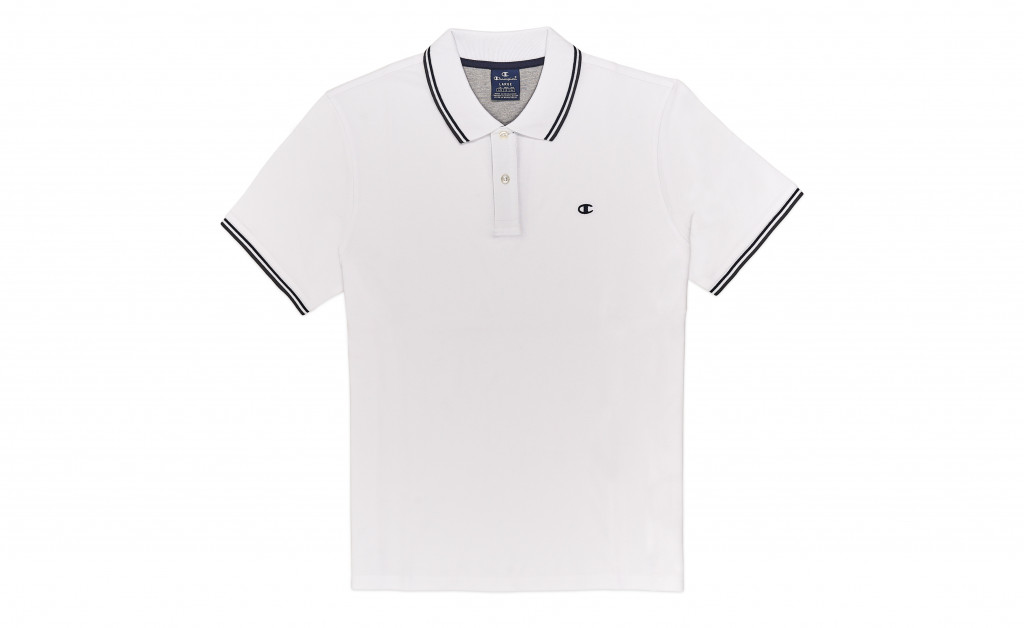 CHAMPION POLO LIGHT COTTON PIQUE IMAGE 1