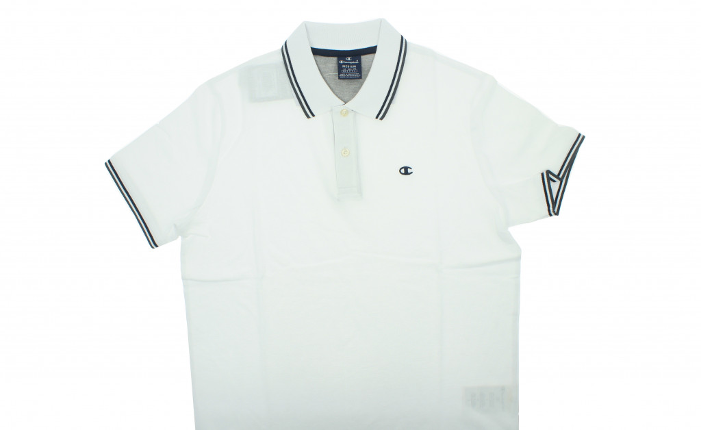 CHAMPION POLO LIGHT COTTON PIQUE IMAGE 2