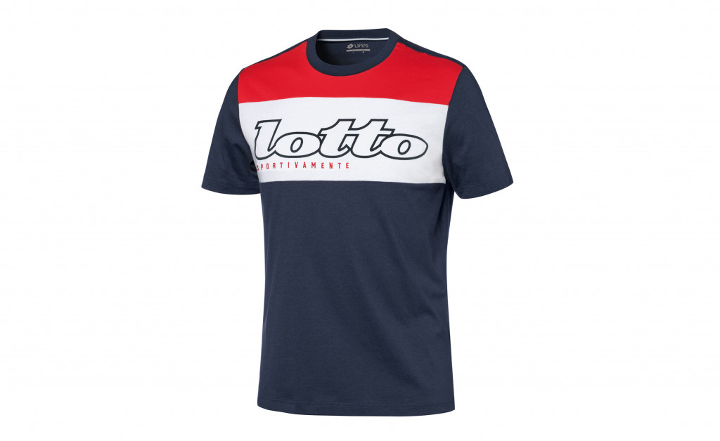 LOTTO ATHLETICA GOLD TEE FT IMAGE 1