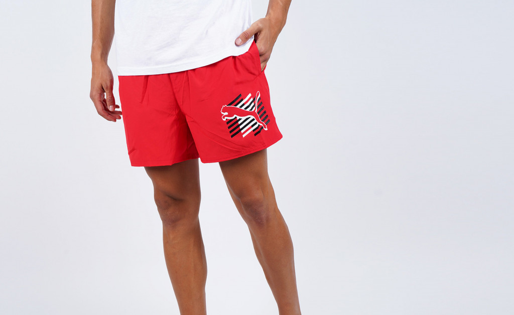 PUMA ESSENTIALS+ SUMMER SHORTS GRAPHIC IMAGE 2