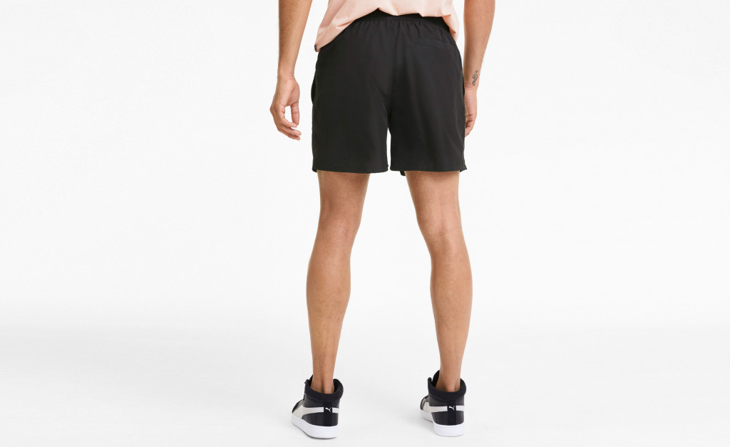 PUMA ESSENTIALS+ SUMMER SHORTS GRAPHIC IMAGE 5