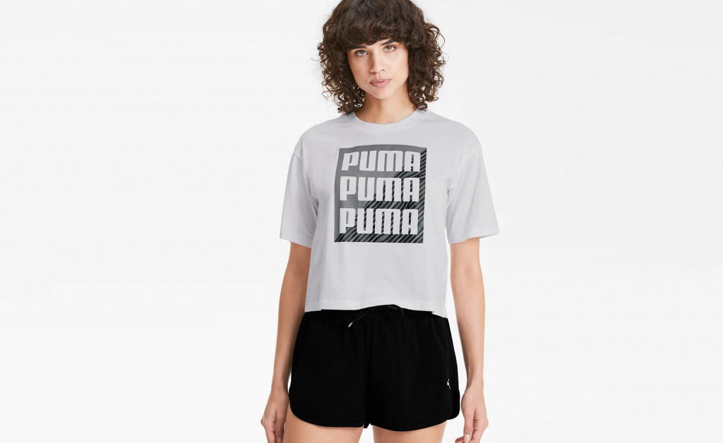 PUMA SUMMER PRINT GRAPHIC IMAGE 4