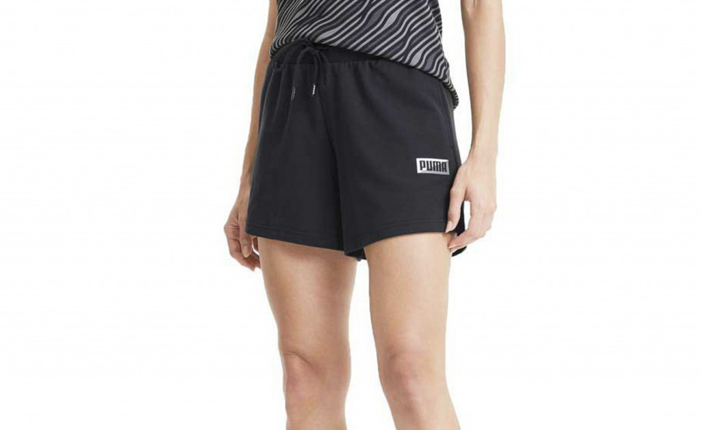 PUMA SUMMER ALL-OVER PRINTED SHORT IMAGE 2