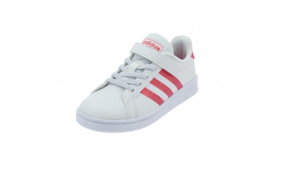 adidas GRAND COURT C KIDS IMAGE 1