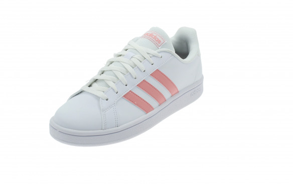 adidas court mujer gris