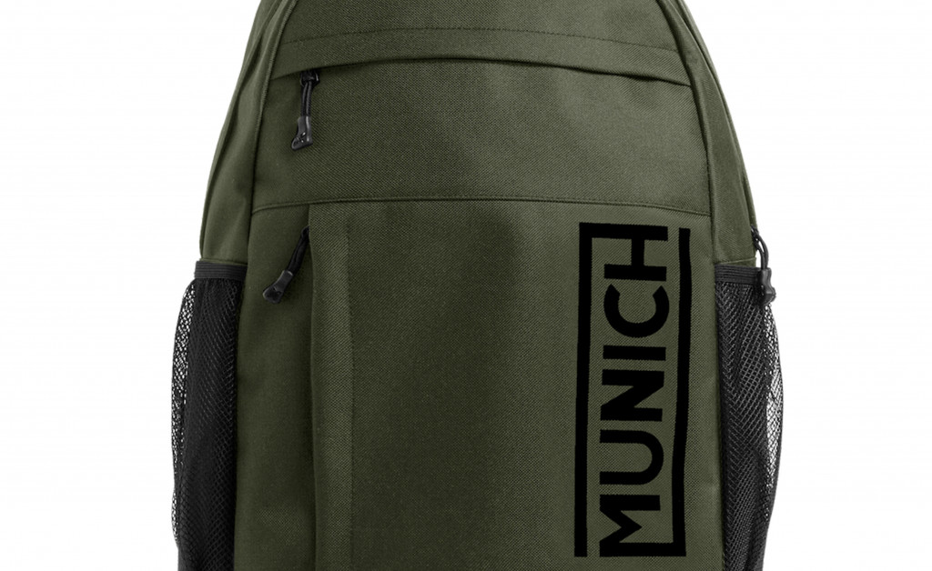 MUNICH SPORT BACKPACK IMAGE 2