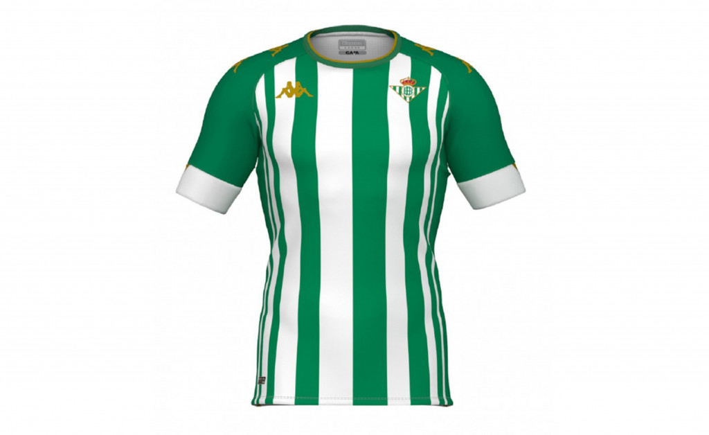 KAPPA REAL BETIS BALOMPIE 20/21 JUNIOR IMAGE 1