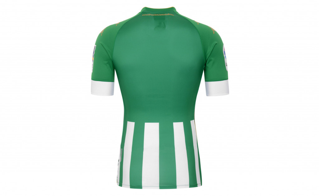 KAPPA REAL BETIS BALOMPIE 20/21 JUNIOR IMAGE 4
