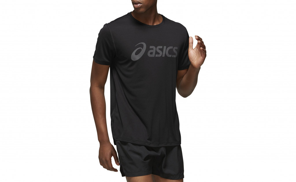 ASICS SILVER TOP IMAGE 3