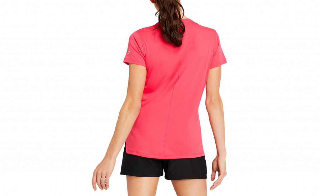 ASICS SILVER TOP MUJER IMAGE 2