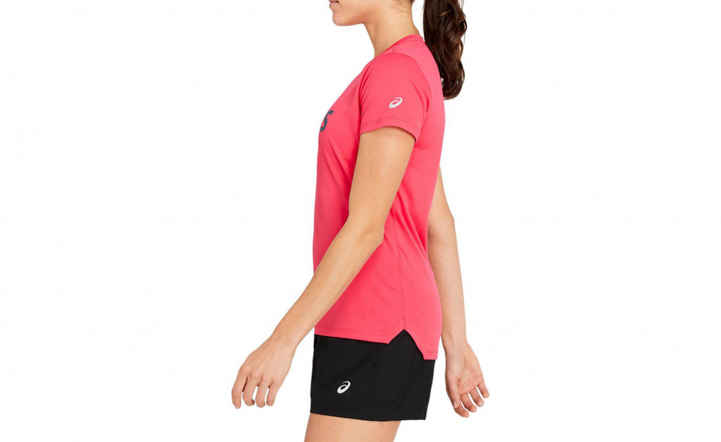 ASICS SILVER TOP MUJER IMAGE 3