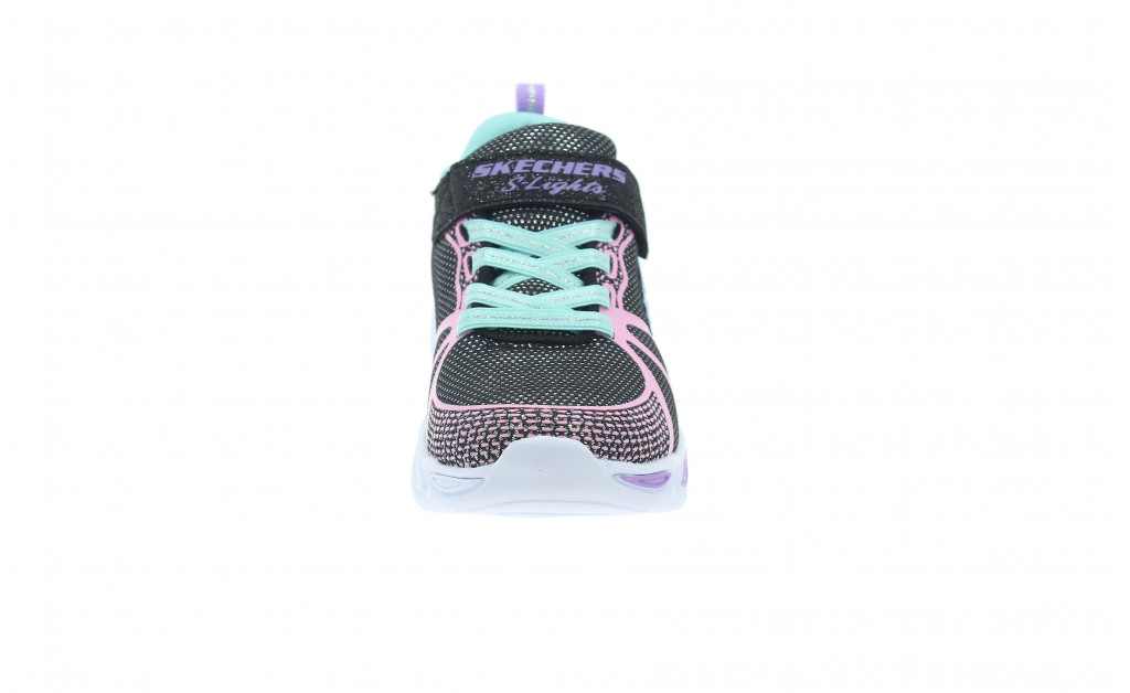 SKECHERS LIGHTS SHIMMER BEAMS KIDS IMAGE 4