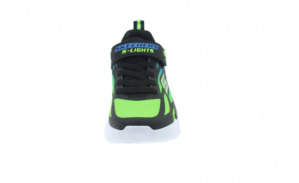 SKECHERS LUCES LIGHTS FLEX-GLOW KIDS IMAGE 4