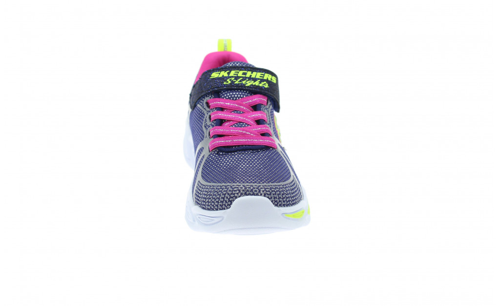 SKECHERS LUCES LIGHTS SHIMMER BEAMS KIDS IMAGE 4