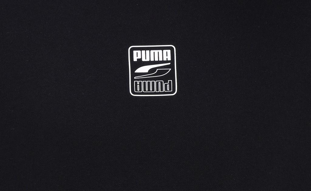 PUMA REBEL CREW SMALL LOGO IMAGE 3