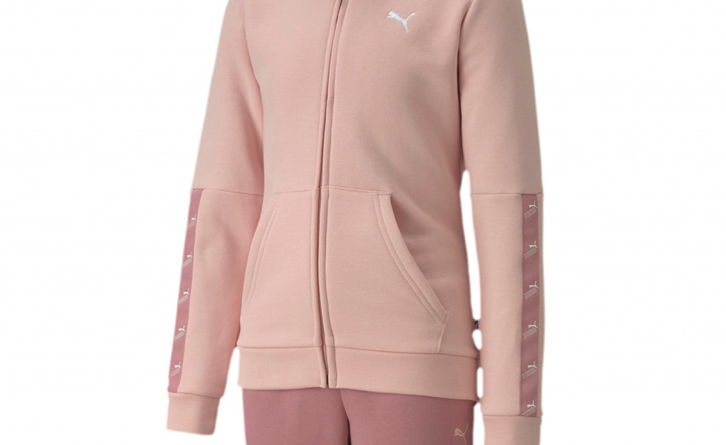 PUMA SWEAT SUIT G JUNIOR IMAGE 2