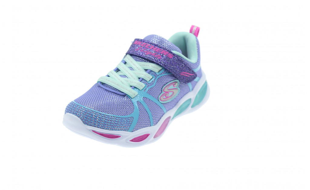SKECHERS LUCES LIGHTS SHIMMER BEAMS KIDS IMAGE 1
