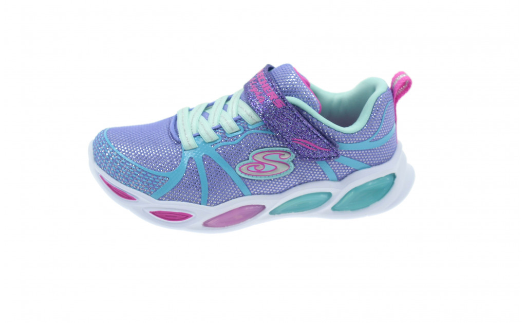 SKECHERS LUCES LIGHTS SHIMMER BEAMS KIDS IMAGE 5
