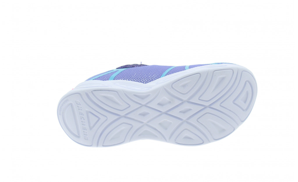 SKECHERS LUCES LIGHTS SHIMMER BEAMS KIDS IMAGE 7