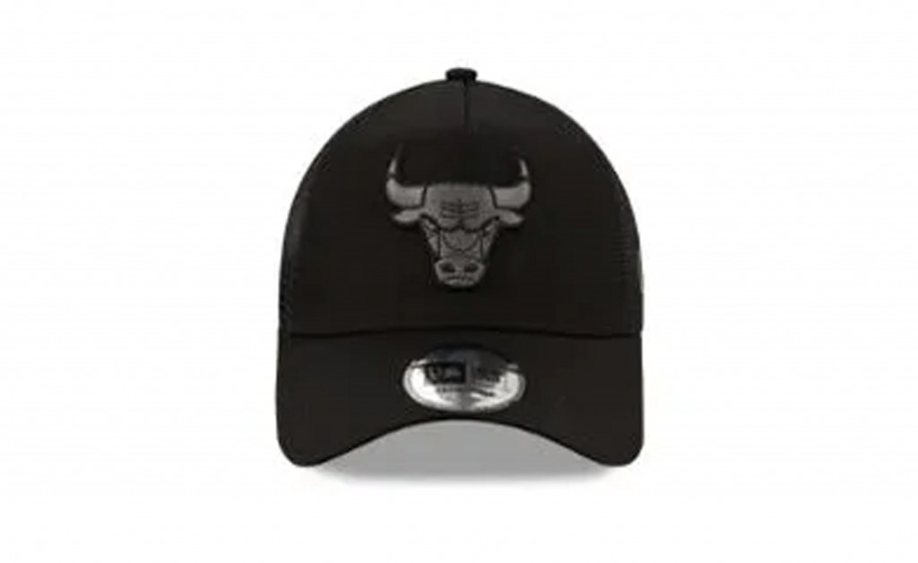 NEW ERA CHICAGO BULLS 9FORTY TRUCKER IMAGE 2