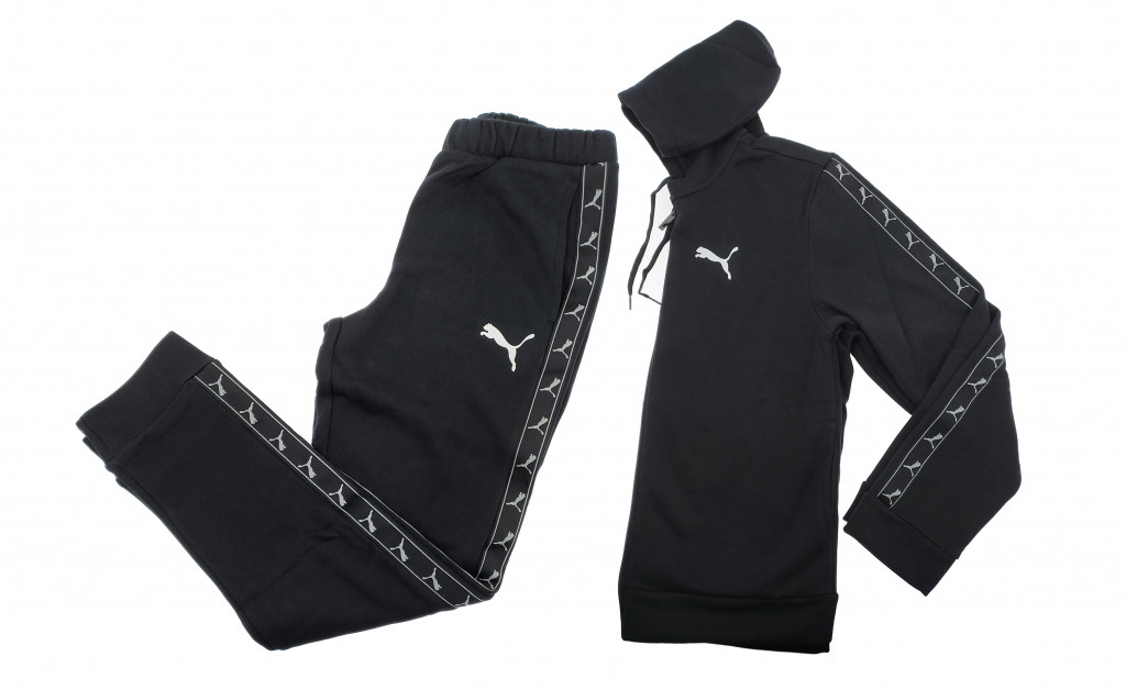 PUMA MS FULL ZIP SWEAT SUIT IMAGE 1