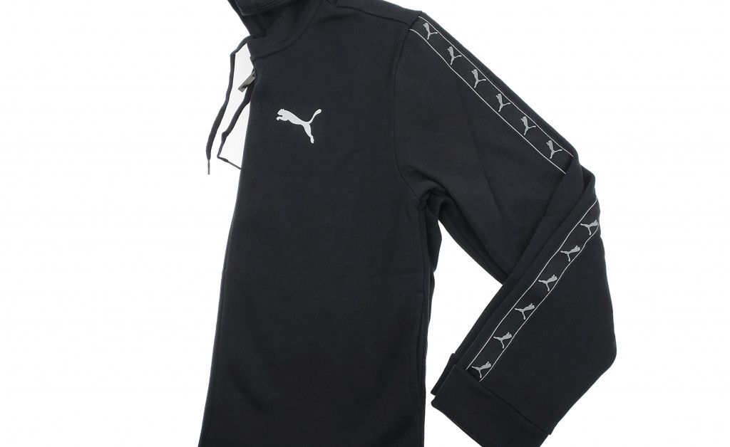 PUMA MS FULL ZIP SWEAT SUIT IMAGE 2