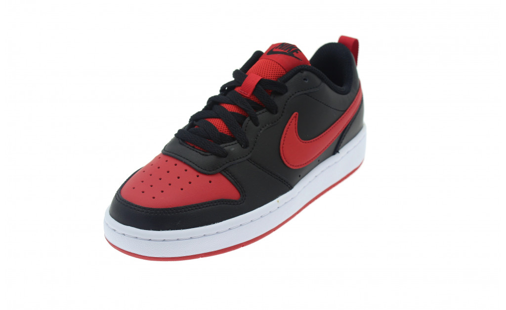NIKE COURT BOROUGH LOW 2 JUNIOR IMAGE 1