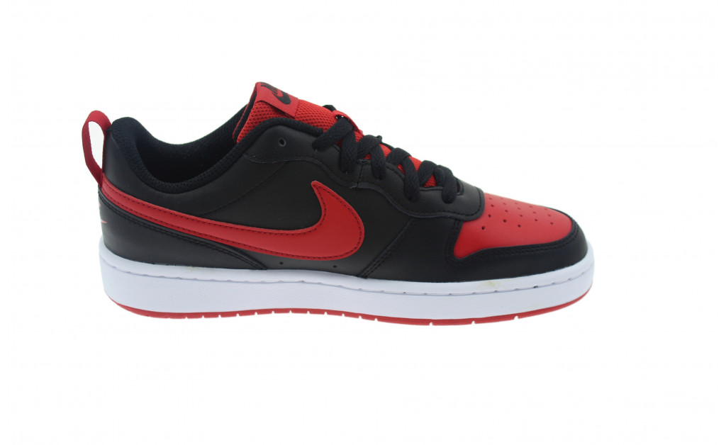 NIKE COURT BOROUGH LOW 2 JUNIOR IMAGE 3