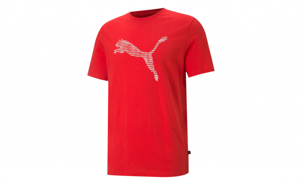 PUMA CAT BASIC TEE IMAGE 1