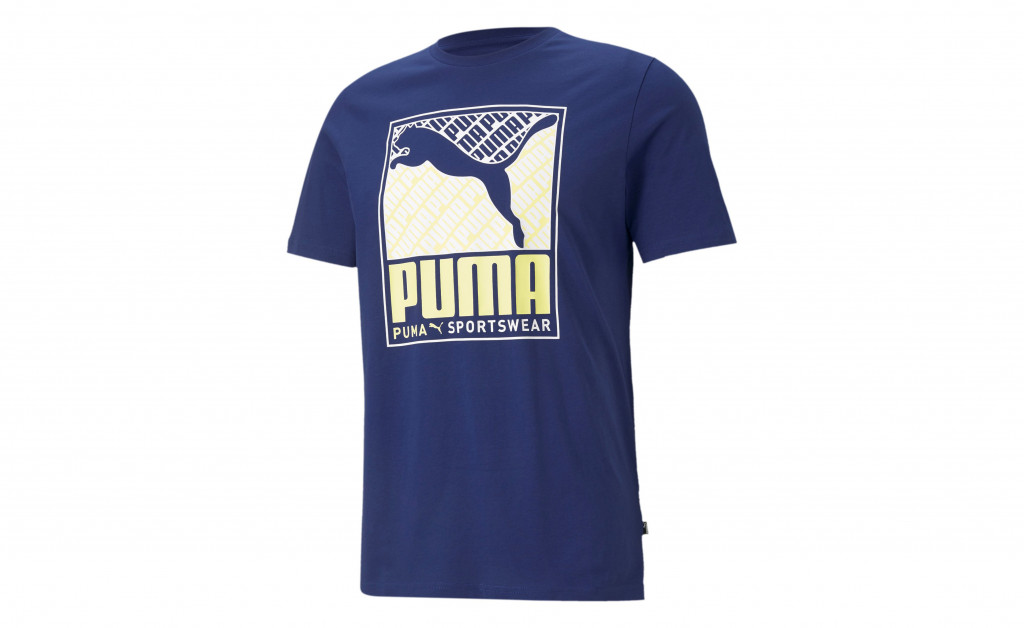 PUMA CAT BOX TEE IMAGE 1